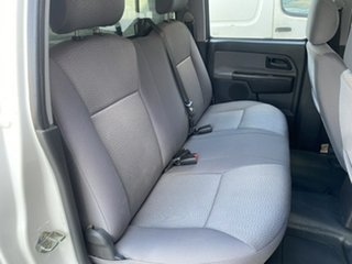 2008 Holden Rodeo RA MY08 LX Crew Cab White 5 Speed Manual Utility