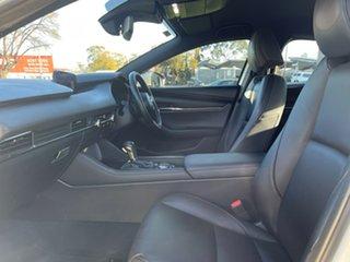 2019 Mazda 3 BP2HLA G25 SKYACTIV-Drive GT Snowflake White 6 Speed Sports Automatic Hatchback