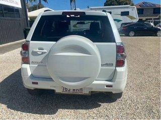 2016 Suzuki Grand Vitara JT MY15 Navigator (4x4) White 4 Speed Automatic Wagon