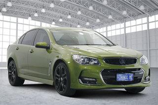 2016 Holden Commodore VF II MY16 SS V Redline Jungle Fever 6 Speed Sports Automatic Sedan.