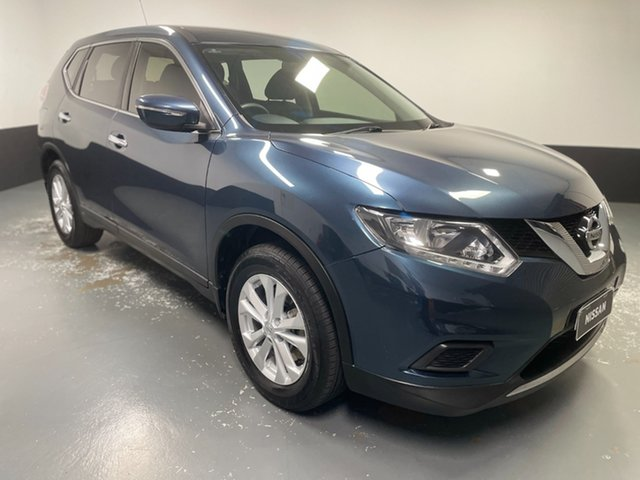 Used Nissan X-Trail T32 ST X-tronic 2WD Raymond Terrace, 2016 Nissan X-Trail T32 ST X-tronic 2WD Blue 7 Speed Constant Variable Wagon
