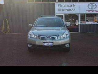 2011 Subaru Outback MY11 2.5i AWD Continuous Variable Wagon.