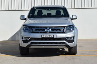 2020 Volkswagen Amarok 2H MY20 TDI580 4MOTION Perm Ultimate Silver 8 Speed Automatic Utility