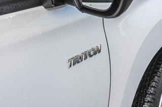 2021 Mitsubishi Triton MR MY22 GLX 4x2 White 5 Speed Manual Cab Chassis