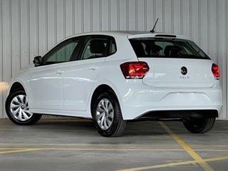 2021 Volkswagen Polo AW MY21 70TSI DSG Trendline White 7 Speed Sports Automatic Dual Clutch.