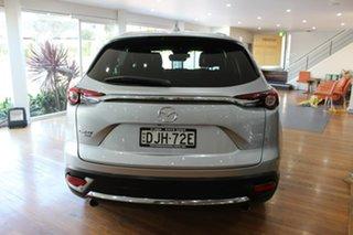 2016 Mazda CX-9 TC Azami SKYACTIV-Drive Silver 6 Speed Sports Automatic Wagon