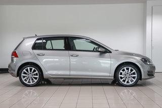 2013 Volkswagen Golf VII MY14 110TDI DSG Highline Silver 6 Speed Sports Automatic Dual Clutch