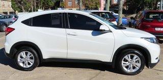 2015 Honda HR-V VTi White Continuous Variable Wagon.