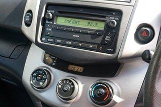 2008 Toyota RAV4 ACA33R MY08 CV White 4 Speed Automatic Wagon