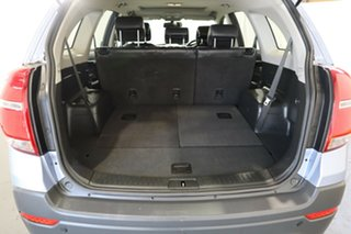 2015 Holden Captiva CG MY15 7 AWD LTZ Blue 6 Speed Sports Automatic Wagon