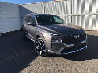 2021 Hyundai Santa Fe Tm.v3 MY21 Elite DCT Grey 8 Speed Sports Automatic Dual Clutch Wagon.