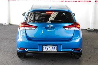 2015 Toyota Corolla ZRE182R MY15 Ascent Sport Blue Gem 7 Speed CVT Auto Sequential Hatchback