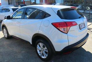 2015 Honda HR-V VTi White Continuous Variable Wagon