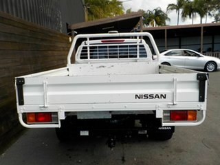 2016 Nissan Navara D23 S2 RX King Cab White 6 Speed Manual Cab Chassis