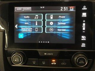 2017 Honda Civic 10th Gen MY17 VTi-S Grey 1 Speed Constant Variable Hatchback
