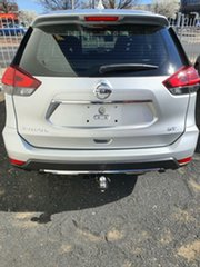 2017 Nissan X-Trail T32 ST X-tronic 2WD Brilliant Silver 7 Speed Constant Variable Wagon.
