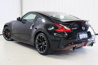 2017 Nissan 370Z Z34 MY18 Nismo Black 7 Speed Sports Automatic Coupe.