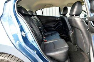 2018 Mazda 3 BN5438 SP25 SKYACTIV-Drive GT Blue 6 Speed Sports Automatic Hatchback