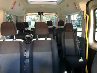 2016 Ford Transit VO 410L Mid Roof Silver 6 Speed Manual Bus