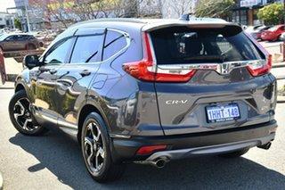 2018 Honda CR-V RW MY18 VTi-S FWD Grey 1 Speed Constant Variable Wagon.