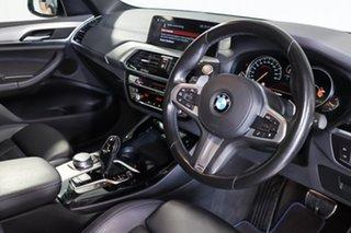 2018 BMW X3 G01 xDrive30d Steptronic White 8 Speed Automatic Wagon