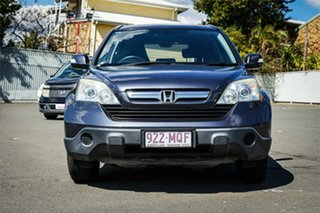 2009 Honda CR-V RE MY2007 4WD Grey 5 Speed Automatic Wagon.
