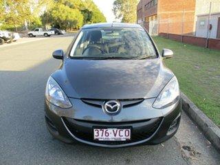 2014 Mazda 2 DE10Y2 MY14 Neo Sport Grey 4 Speed Automatic Hatchback.