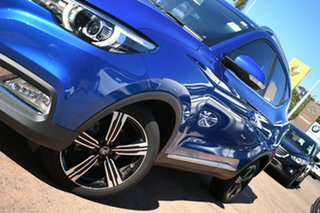 2018 MG ZS MY17 Excite Blue 4 Speed Automatic Wagon.