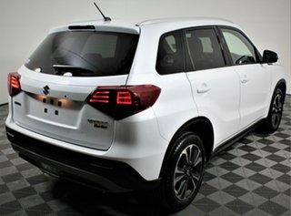 2020 Suzuki S-Cross JY Turbo Cool White 6 Speed Sports Automatic Hatchback
