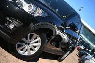 2015 Mazda CX-5 MY13 Upgrade Maxx Sport (4x2) Black 6 Speed Automatic Wagon.