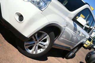 2013 Nissan X-Trail T31 Series 5 ST (FWD) White 6 Speed Manual Wagon.