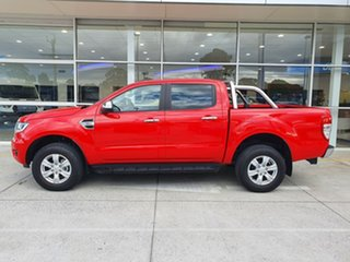 2021 Ford Ranger PX MkIII 2021.25MY XLT Hi-Rider Red 6 Speed Sports Automatic Double Cab Pick Up.
