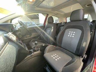 2007 Fiat Punto Dynamic Red 6 Speed Manual Hatchback