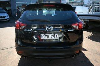 2015 Mazda CX-5 MY13 Upgrade Maxx Sport (4x2) Black 6 Speed Automatic Wagon