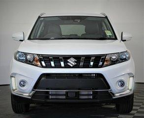 2020 Suzuki S-Cross JY Turbo Cool White 6 Speed Sports Automatic Hatchback.