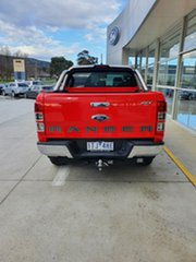 2021 Ford Ranger PX MkIII 2021.25MY XLT Hi-Rider Red 6 Speed Sports Automatic Double Cab Pick Up