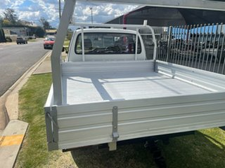 2003 Ford Courier PG XL (4x4) White 5 Speed Manual Super Cab Chassis