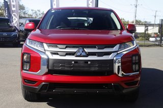 2019 Mitsubishi ASX XD MY20 ES 2WD Red Diamond 1 Speed Constant Variable Wagon