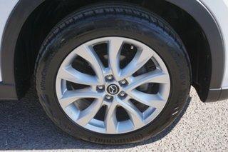 2014 Mazda CX-5 KE1031 MY14 Akera SKYACTIV-Drive AWD White 6 Speed Sports Automatic Wagon