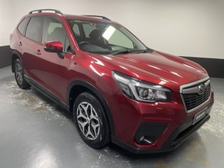 2019 Subaru Forester S5 MY19 2.5i CVT AWD Red 7 Speed Constant Variable Wagon.