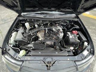 2014 Mitsubishi Triton MN MY15 GL 4x2 Black 5 Speed Manual Cab Chassis