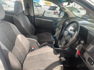 2016 Holden Colorado RG MY16 LS (4x4) White 6 Speed Manual Crew Cab Pickup