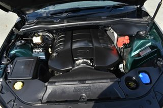 2013 Holden Calais VF V Green 6 Speed Automatic Sedan