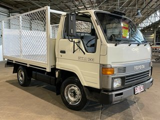 1993 Toyota Dyna Y50 100 White 5 Speed Manual Utility.
