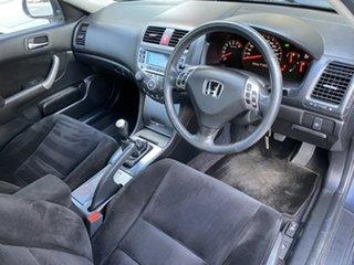 2004 Honda Accord Euro CL Grey 6 Speed Manual Sedan