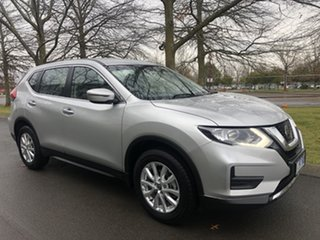 2020 Nissan X-Trail T32 MY21 ST X-tronic 2WD Brilliant Silver 7 Speed Constant Variable Wagon.