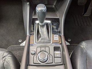 2017 Mazda 3 BN5238 SP25 SKYACTIV-Drive GT Red 6 Speed Sports Automatic Sedan