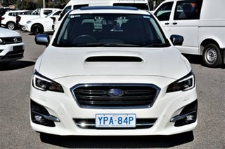 2018 Subaru Levorg V1 MY19 2.0 GT-S CVT AWD White 8 Speed Constant Variable Wagon.