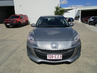 2013 Mazda 3 BL10F2 MY13 Neo Activematic Silver 5 Speed Sports Automatic Sedan.