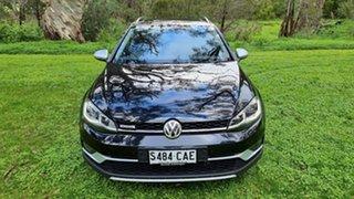 2018 Volkswagen Golf 7.5 MY18 Alltrack DSG 4MOTION 132TSI Premium Black 6 Speed.